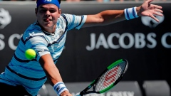Canadian Milos Raonic stunned in first round of Australian Open by Lukas Lacko Article Image 0