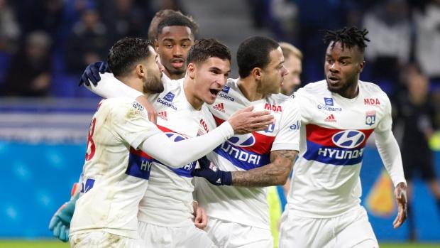 Lyon-celebrates