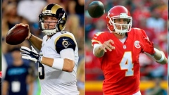 Nick Foles and Case Keenum have strong career connections Article Image 0