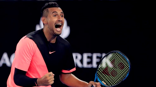 Smith watches Kyrgios beat Tsonga, the Aussie kid's dream Article Image 0