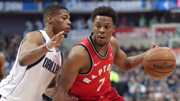 Dennis Smith Jr. Kyle Lowry
