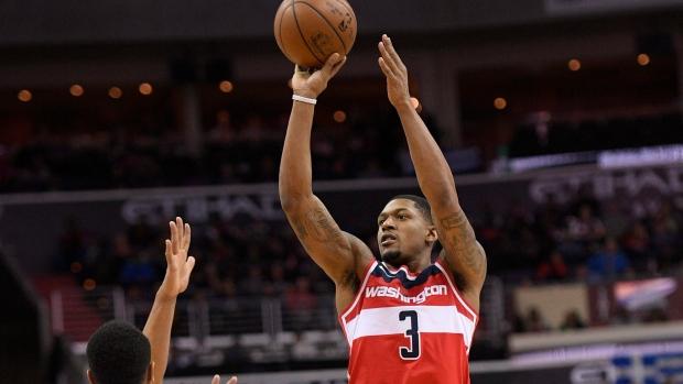 Wizards shut down Pistons in second half, win in Detroit