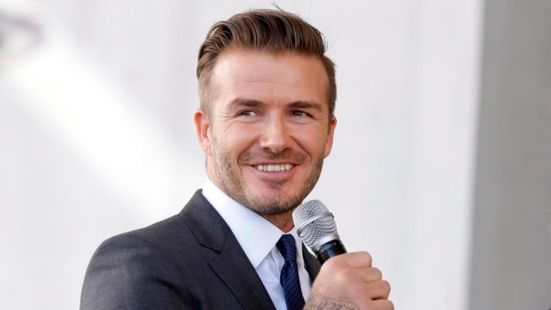 David Beckham is finally launching his MLS team in Miami next week