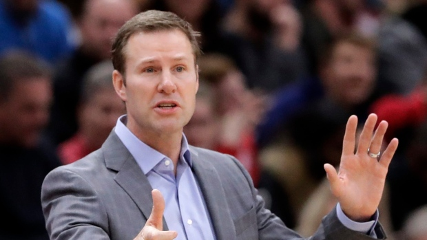 Bulls fire Hoiberg, promote Boylen to head coach