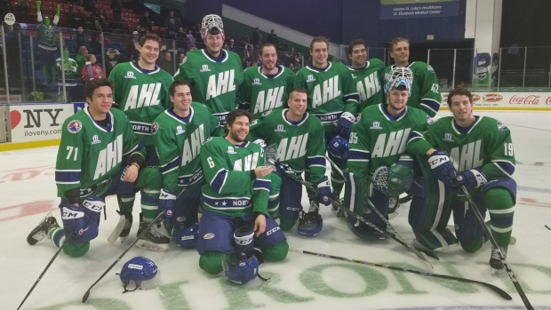 Demko Leads North Division Past Pacific In Ahl All Star Game Tsn Ca