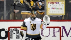 Marc-Andre Fleury returns to Pittsburgh