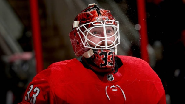 Canes G Darling takes leave of absence - TSN.ca e026f1104