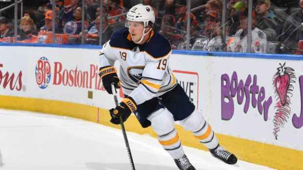 da5f292163c Sabres D McCabe out 3-4 weeks after thumb surgery - TSN.ca