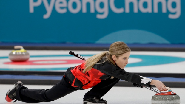 Canada beats China in mixed doubles curling - Article - TSN