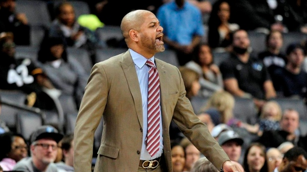 Grizzlies fire coach Bickerstaff