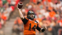 Quarterback Travis Lulay signs contract extension with B.C. Lions Article Image 0