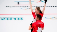 John Morris, Kaitlym Lawes and Alex Gough earn Olympic firsts for Canada Article Image 0