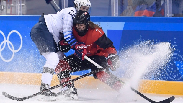 Team Canada player profile: Laura Stacey