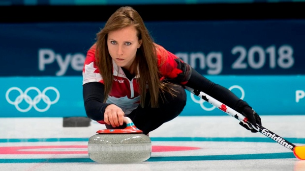 Controversial 'burned rock' foul causes a stir for Canadians at Olympic curling